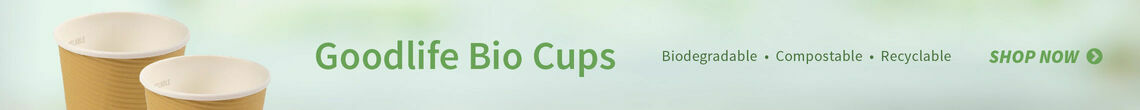 Eco-Friendly Recyclable Coffee Cups