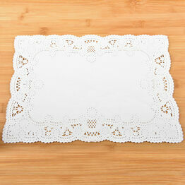 Swantex Lace Tray Papers 353 x 255mm