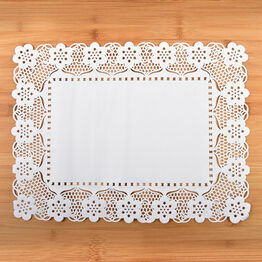 Lace Tray Papers 396 x 314mm