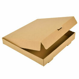 12in Brown Kraft Pizza Box