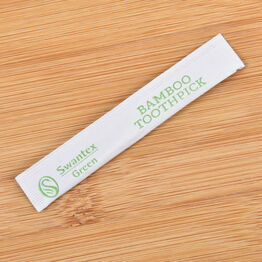Individually Paper Wrapped Toothpick FSC Certified