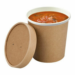 Colpac Recyclable & Microwaveable Souper Cup 16oz