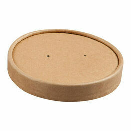Colpac Recyclable & Microwaveable Souper Lid 16oz