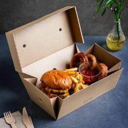 Vegware Premium Meal Box