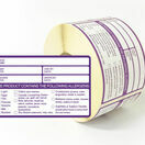 Food Prep/Allergen Label Combined additional 1