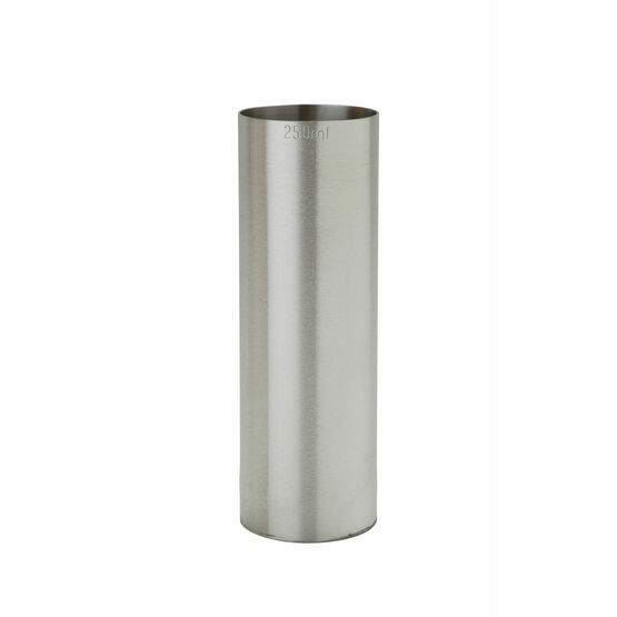 Stainless Steel Wine Measure - CE Marked - 250ml