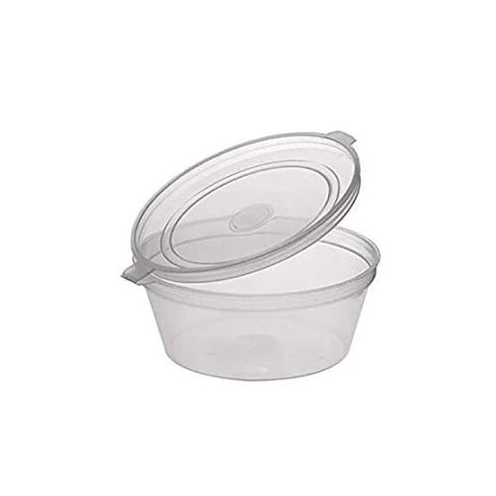 1oz (28ml) Hinged Portion Pot