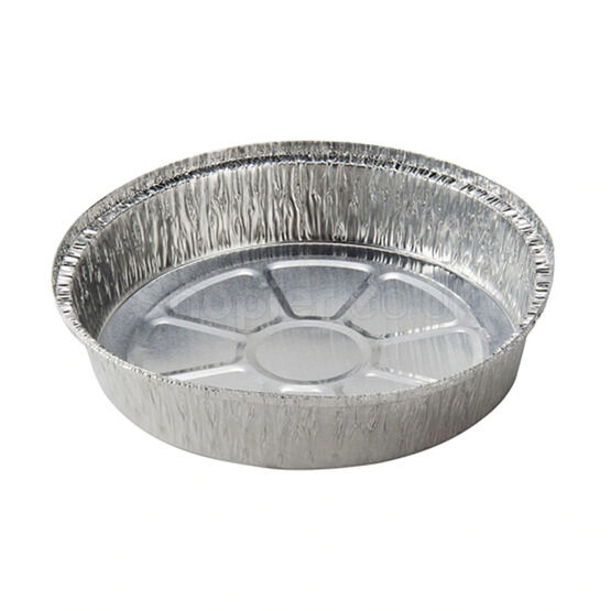 No.12 Round Foil Container