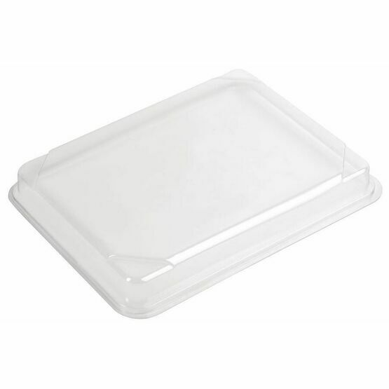 Faerch Recyclable Bento Box Lids 263 x 201mm (Pack of 100)